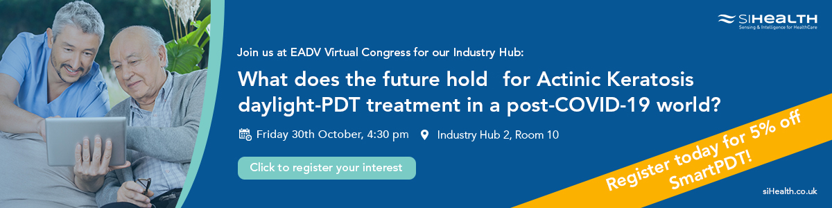 Register your interest to EADV 2020